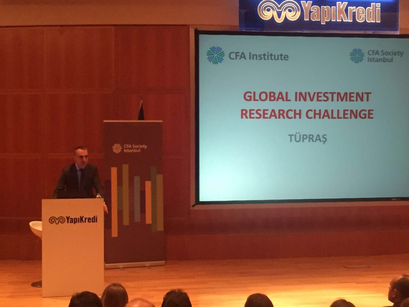 cfa institute fifth annual european investment conference london