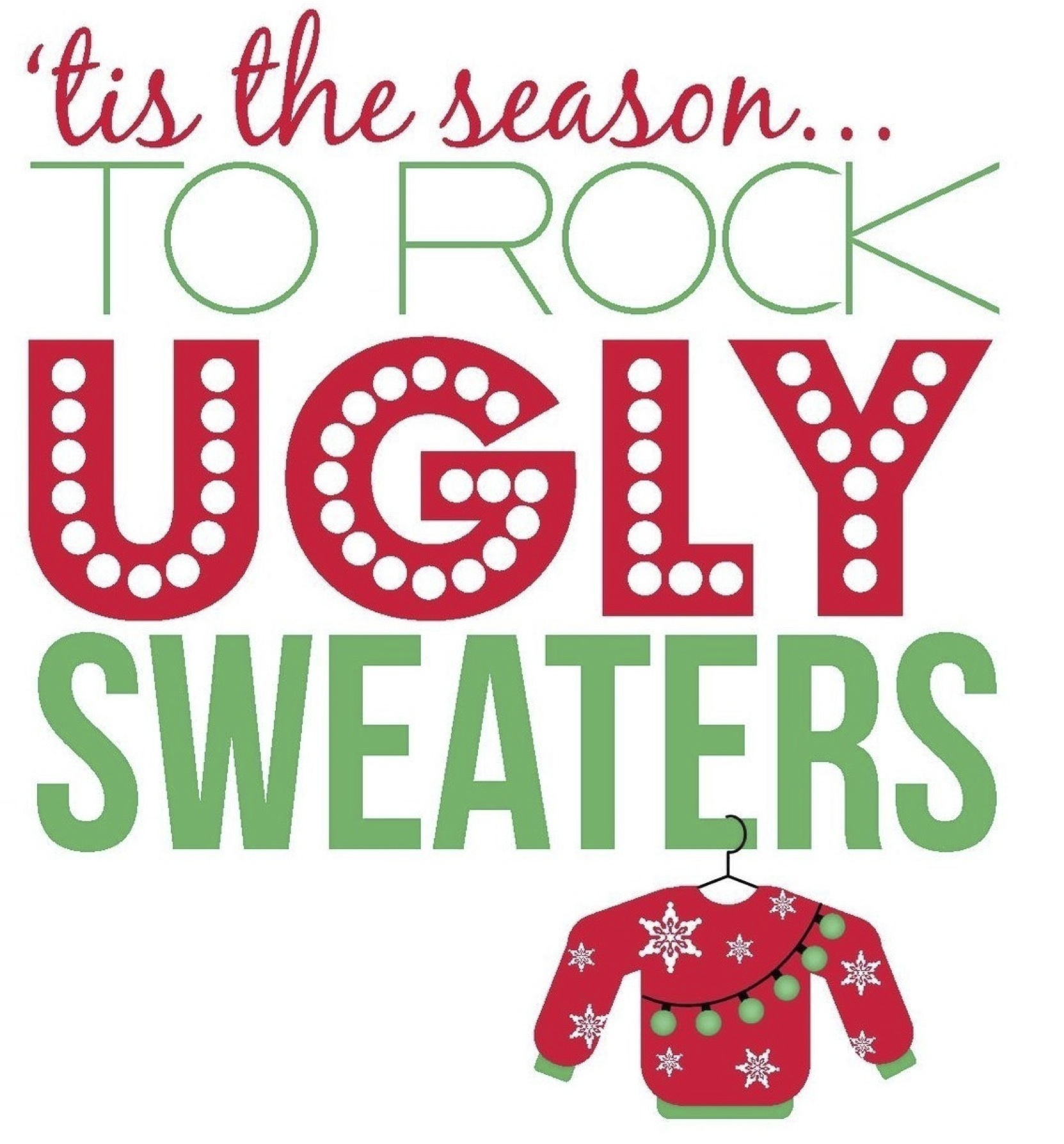 10031a323 Events Calendar - A Holiday Affair - Ugly Christmas Sweater...